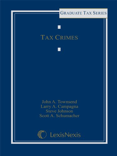 Tax Crimes  2008 edition cover