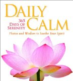 Daily Calm 365 Days of Serenity  2013 edition cover