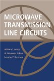 Microwave Transmission Line Circuits   2013 edition cover