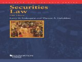 Securities Law:   2014 edition cover
