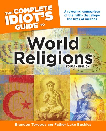 Complete Idiot's Guide to World Religions  4th 2011 edition cover