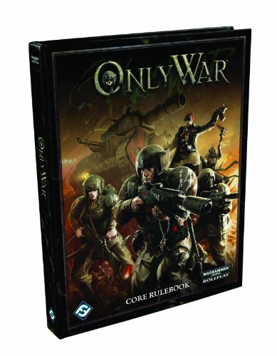 Only War:   2012 edition cover