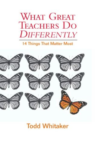 What Great Teachers Do Differently 14 Things That Matter Most  2004 edition cover