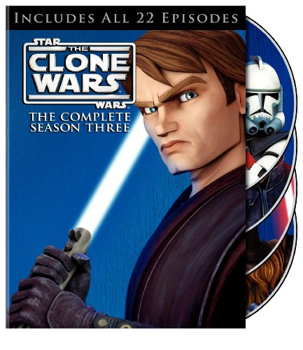 Star Wars: The Clone Wars: Season 3 System.Collections.Generic.List`1[System.String] artwork