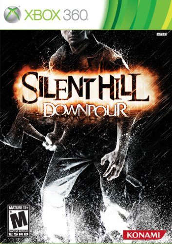 Silent Hill: Downpour - Xbox 360 Xbox 360 artwork