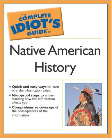 Native American History   2003 edition cover