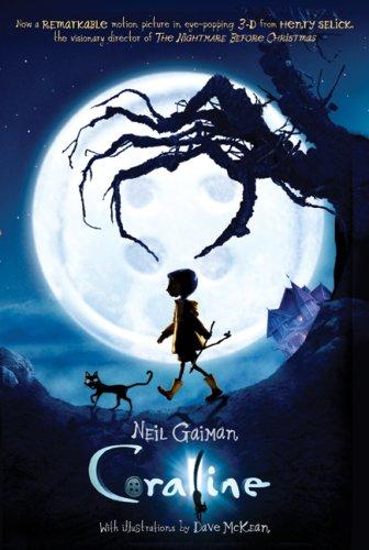 Coraline  Movie Tie-In edition cover