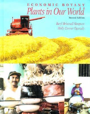 Economic Botany Plants in Our World 2nd 1995 edition cover
