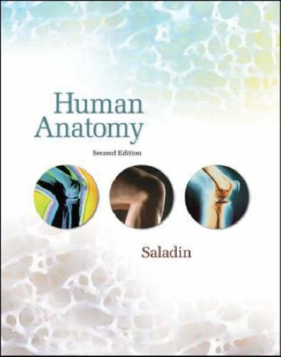 Human Anatomy  2nd 2008 (Revised) edition cover