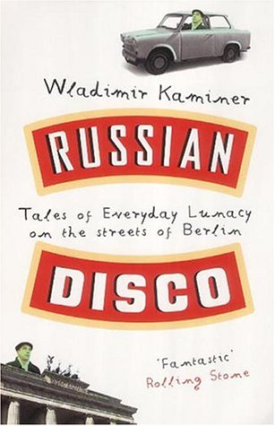 Russian Disco N/A 9780091886691 Front Cover