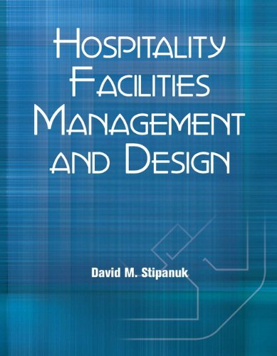 Hospitality Facilities Management and Design (Ahlei):   2012 edition cover