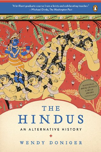 Hindus An Alternative History N/A 9780143116691 Front Cover