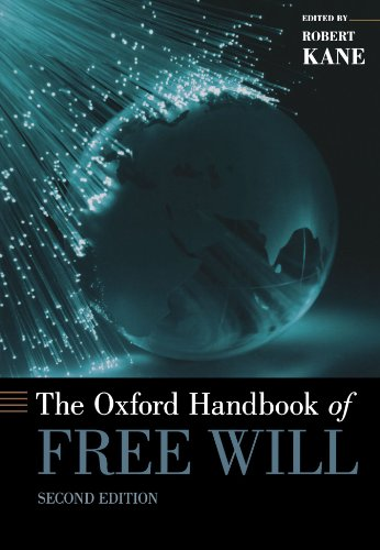 Oxford Handbook of Free Will  2nd 2011 edition cover