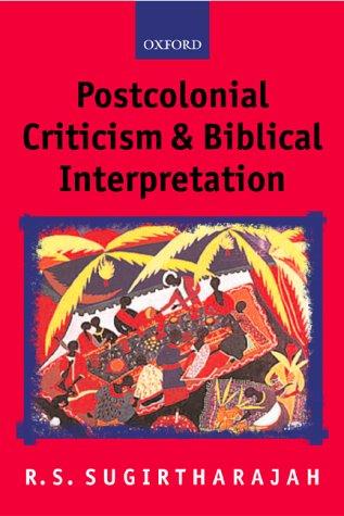 Postcolonial Criticism and Biblical Interpretation   2002 edition cover