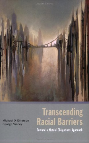 Transcending Racial Barriers Toward a Mutual Obligations Approach  2010 edition cover