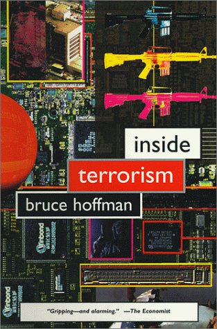 Inside Terrorism   1999 9780231114691 Front Cover
