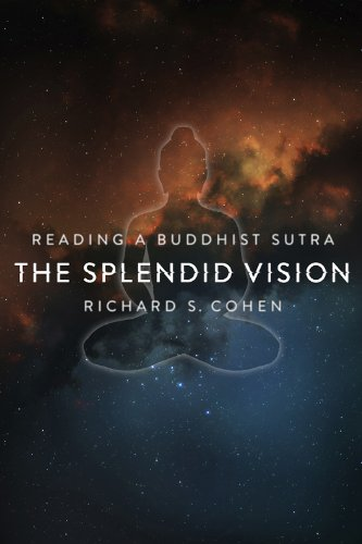 Splendid Vision Reading a Buddhist Sutra  2012 9780231156691 Front Cover