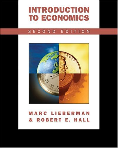 Introduction to Economics  2nd 2005 (Revised) edition cover