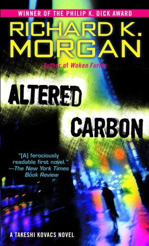Altered Carbon  N/A edition cover
