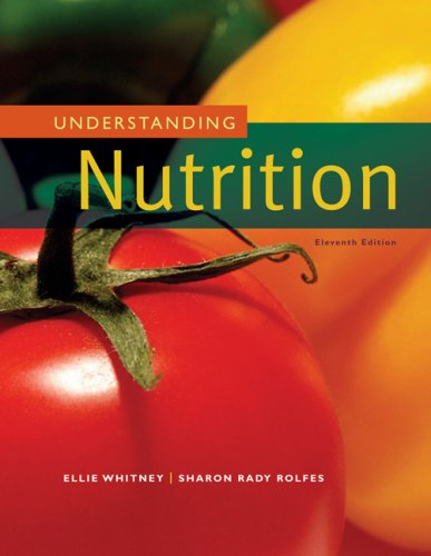Understanding Nutrition  11th 2008 edition cover