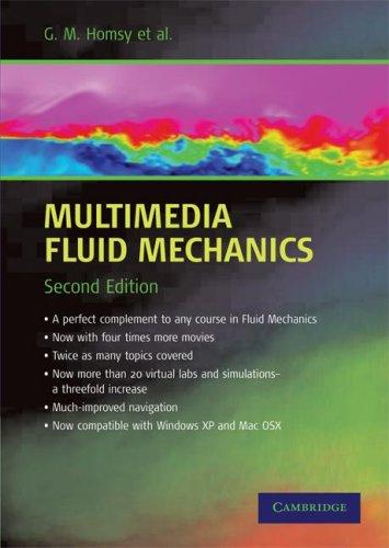 Multimedia Fluid Mechanics  2nd 2012 9780521721691 Front Cover