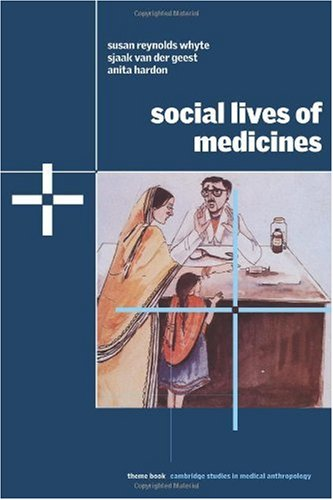 Social Lives of Medicines   2003 edition cover