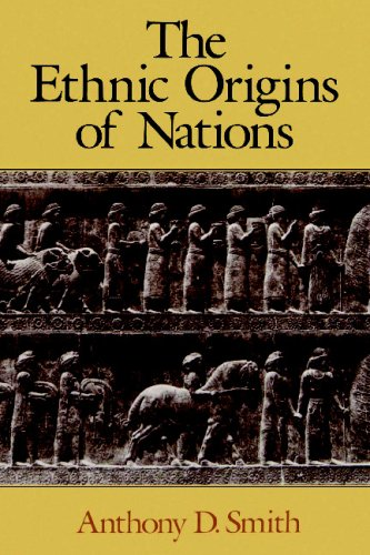 Ethnic Origins of Nations   1988 edition cover