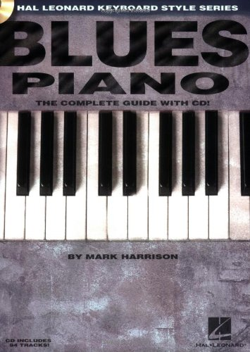 Blues Piano The Complete Guide  2004 edition cover