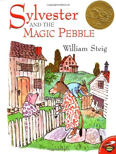 Sylvester and the Magic Pebble   1969 edition cover