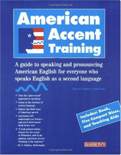 American Accent Training  2nd 2000 edition cover