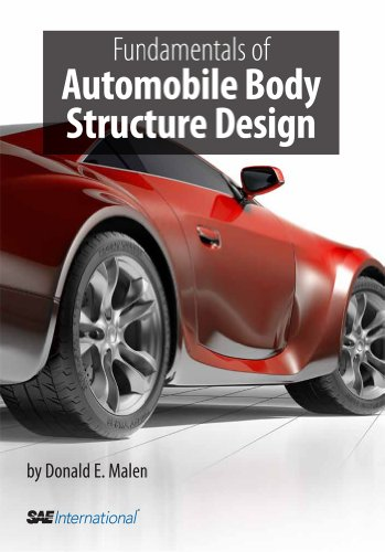 Fundamentals of Automobile Body Structure Design   2011 edition cover