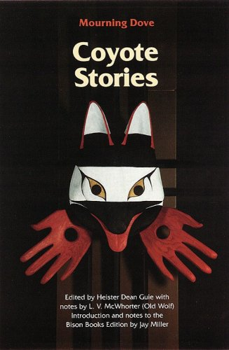 Coyote Stories  Reprint edition cover