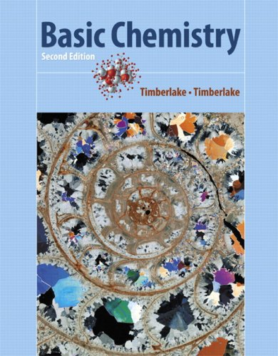 Basic Chemistry  2nd 2008 (Revised) edition cover