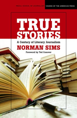 True Stories A Century of Literary Journalism  2008 edition cover