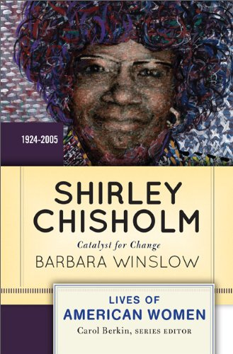 Shirley Chisholm Catalyst for Change N/A edition cover