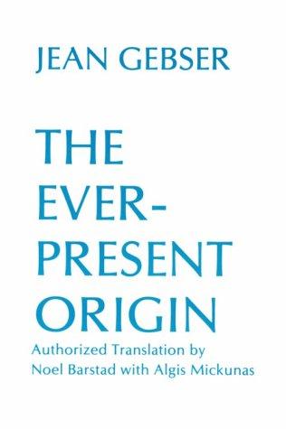 Ever-Present Origin  N/A edition cover