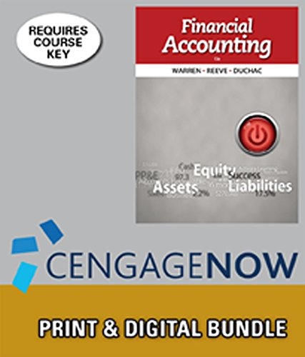 FINANCIAL ACCOUNTING-W/ACCESS           N/A 9781285714691 Front Cover