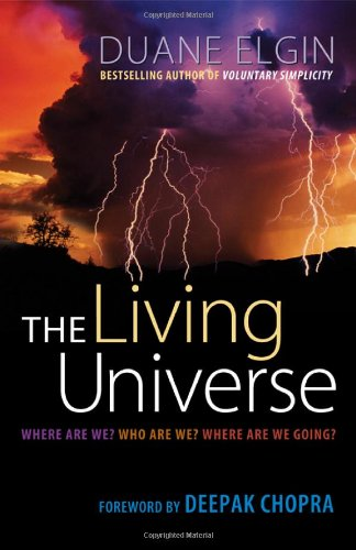 Living Universe Where Are We? Who Are We? Where Are We Going?  2009 edition cover