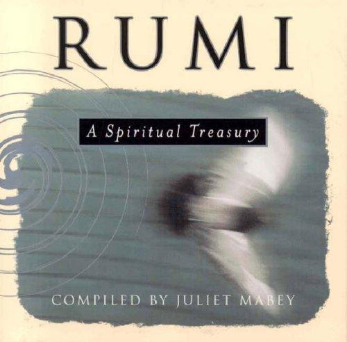Rumi A Spiritual Treasury N/A 9781851685691 Front Cover