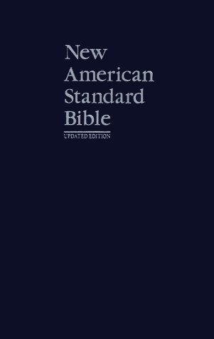 New American Standard Bible Pew Bible Reader's Pew Edition 2nd (Revised) edition cover