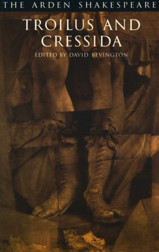 Troilus and Cressida  3rd 1998 (Revised) edition cover