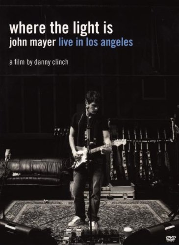 Where The Light Is: John Mayer Live In Los Angeles System.Collections.Generic.List`1[System.String] artwork