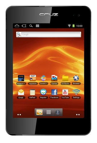 Velocity Micro Cruz Tablet T408 - 8-Inch Android Tablet with Flash product image