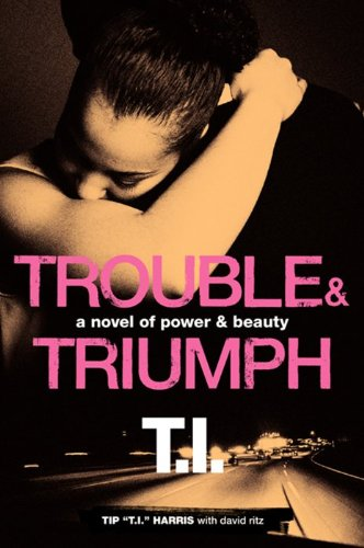 Trouble and Triumph A Novel of Power and Beauty  2013 edition cover