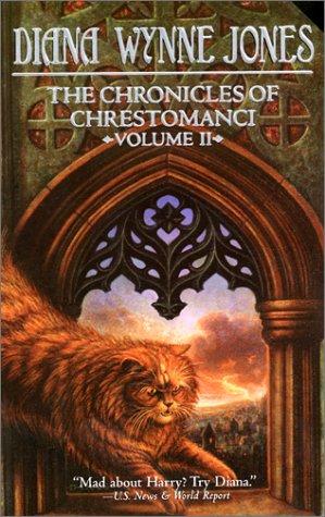 Chronicles of Chrestomanci   2001 edition cover