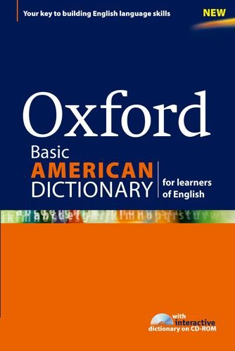 Oxford Basic American Dictionary for Learners of English  N/A edition cover