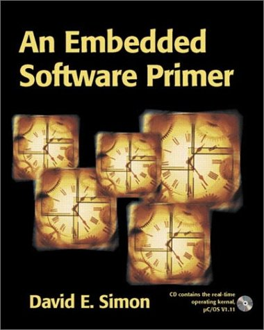 Embedded Software Primer   2000 edition cover