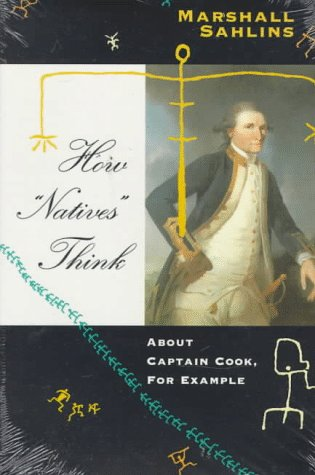 How Natives Think About Captain Cook, for Example  1995 edition cover