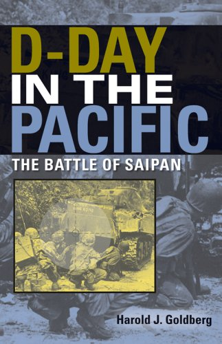 D-Day in the Pacific The Battle of Saipan  2007 (Annotated) edition cover