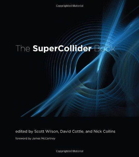SuperCollider Book   2011 edition cover